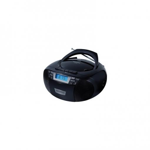 Radiocassette Cd Sunstech Cxum53 Negro Con Ofertas En Carrefour Las Mejores Ofertas De Carrefour