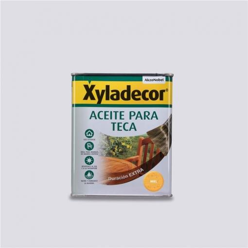 Aceite Para Teca Teca - Xyladecor - 5089086 - 5 L