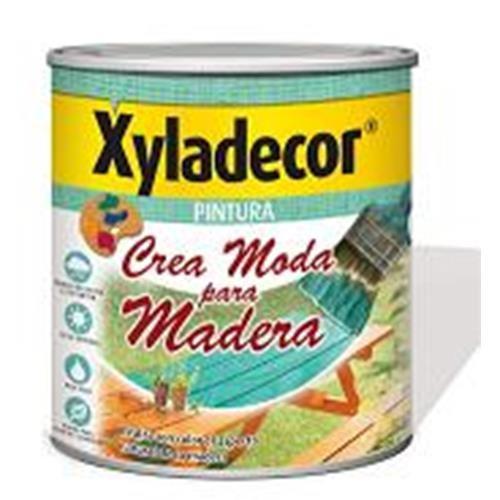 Xyladecor Moda Madera Negro. C. 1l