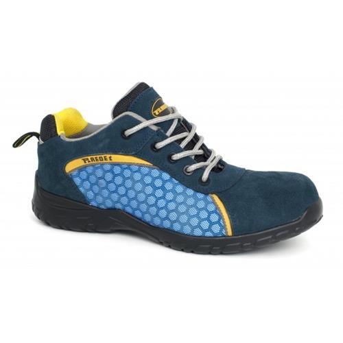Zapatilla Seguridad Rubidio Azul Sp5013az 38