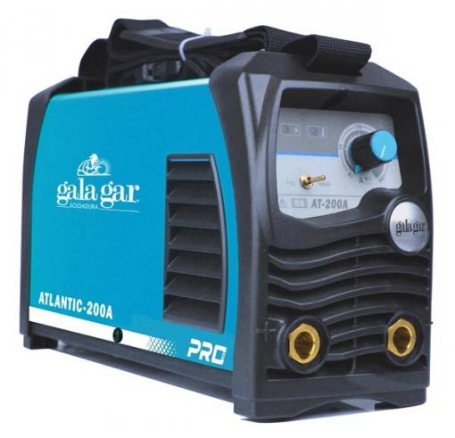 Grupo Soldar Inverter + Accesorios 200a/35% - Atlantic 200 - 22290202ac