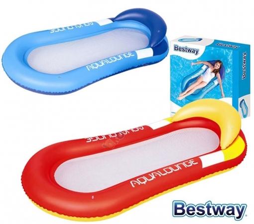 Comoda colchoneta hinchable para playa o piscina sillon for Piscinas bestway carrefour