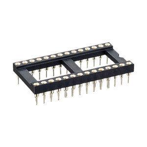 Pack De 34 Uds Zócalos De Circuito Integrado De Precisión Mecanizada De 14 Contactos Electro Dh 18.905/14 8430552047444