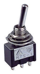 Outlet Pack De 3 Interruptores Unipolares De 3 Posiciones Y Retorno A 0. Terminales Soldable Electro Dh 11.435.itpr/s 8430552050628