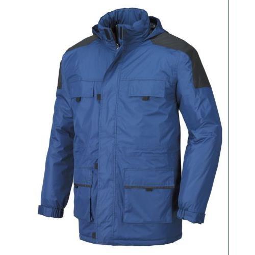 Chaqueton Acolchado Montreal Azul 4555 Talla S