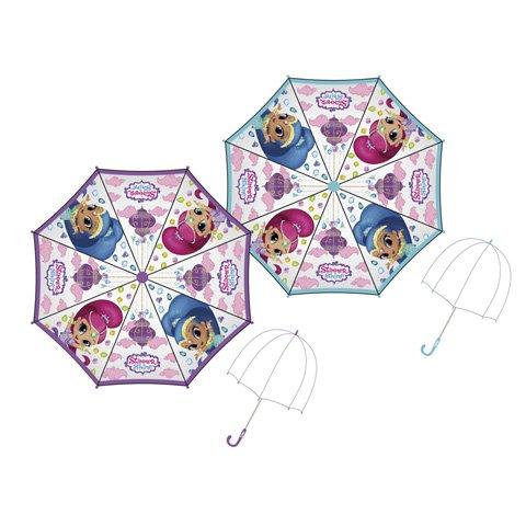 sitio web profesional bastante agradable salida de fábrica Paraguas Burbuja De Shimmer And Shine