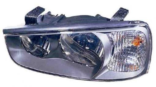 Hyundai  Elantra / Lantra  (00->03) Derecho-faro Principal-eléctrico-con Motor     H7+h1