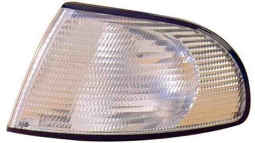 Audi  A4  (94->99) Derecho-piloto Delantero-sin Portalámparas-blanco Tipo Bosch  Bosch Type