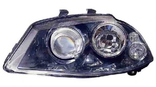 Seat  Ibiza V  (02->09) Derecho-faro Principal-eléctrico     Xenon+h7