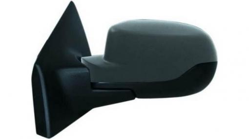 Renault Clio Vi (09=>12)derecho-espejo Completo-eléctrico-con Vexo-térmico-imprimado-sonda
