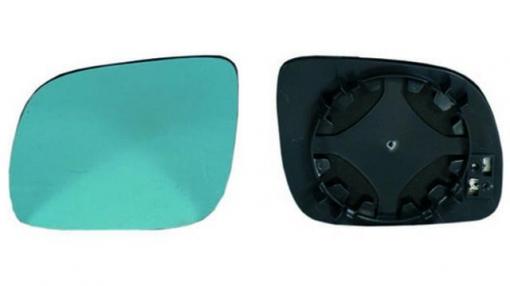 Audi A3 (96=>00)derecho-cristal + Base-con Vexo-azul-pequeño Pequeño
