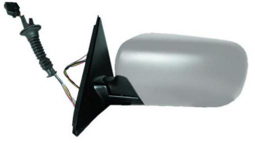 Espejos retrovisores completos Izquierdo-ESPEJO COMPLETO-Eléctrico-Asférico-Azul-Térmico-Imprimado-Abatible Piezas para coche