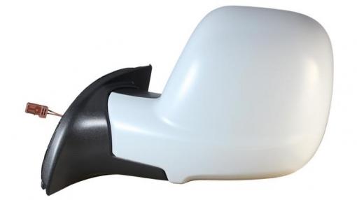 Citroën Berlingo (13=>)derecho-espejo Completo-eléctrico-con Vexo-térmico-imprimado-sonda 7 Pines