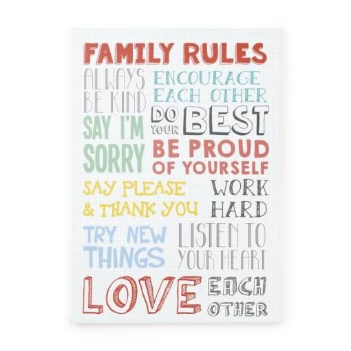 Reglas De La Lona De La Familia Tanuki