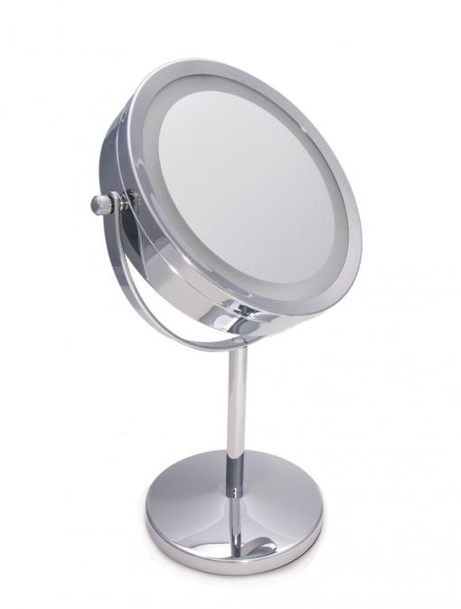 Espejo Bano Aumento Con Luz.Espejos Maquillaje Aumento Con Luz Led Espejo Bano 3 Aumentos