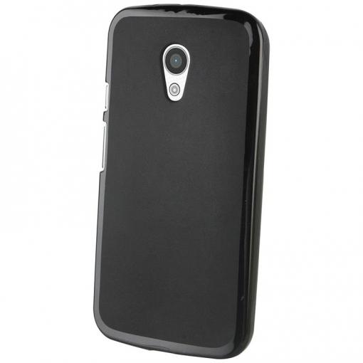 8f15eaba7ea Muvit Minigel - Funda Para Motorola Moto G 2a Generación, Negro ...