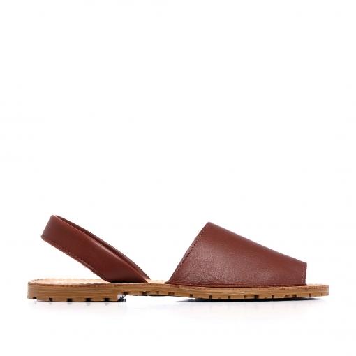 Sandalias Señora Verano Comodo 2019 Menorquinas Piel Zapato Blanco Mujer CxBordQEeW
