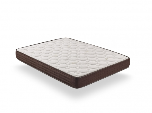 Matris-colchón Viscoelastico Bamboo Premium Confort 80x90 Cm