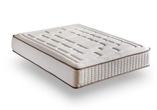 Matris - Colchón Viscoelástica Royal Cashmere 90x190 - Altura: 27 Cm +/-