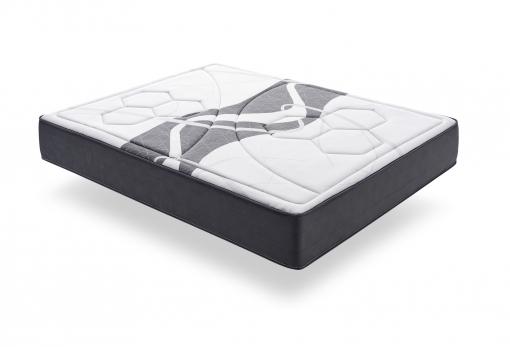 Matris-colchón Viscoelastico  Memory Grafeno - 80*180
