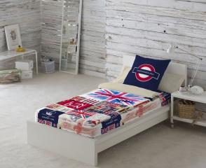 Saco n rdico con relleno britain cama 90 naturals las mejores ofertas de carrefour - Saco nordico cama 90 ...
