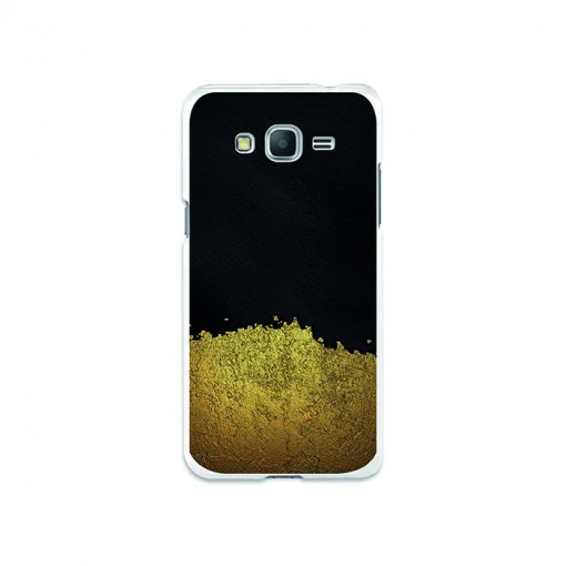 Funda Gel Samsung Galaxy Grand Prime Becool Arena Dorada