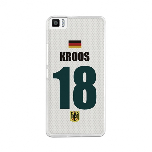 Funda Gel Bq Aquaris M4.5 Y A4.5 Becool Kroos