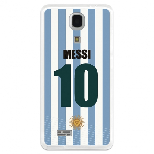 Funda Gel Zopo Color C Zp330 Becool Messi