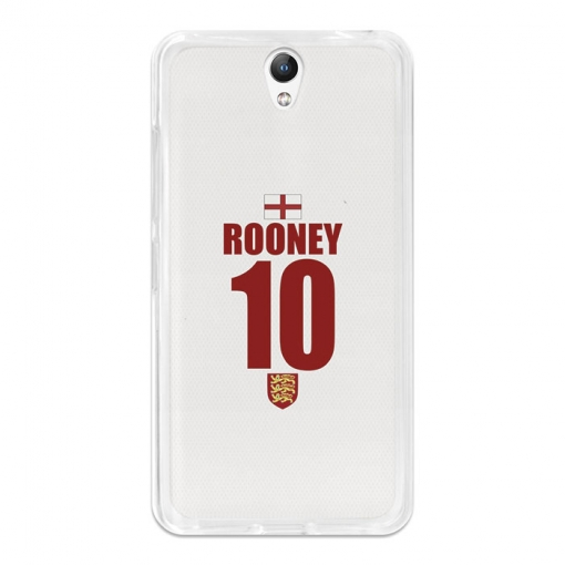 Funda Gel Flexible Tpu Para Lenovo Vibe S1 Rooney - Becool®