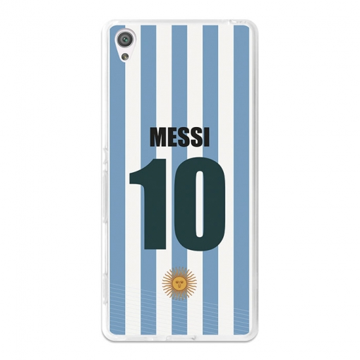 Funda Gel Flexible Tpu Para Sony Xperia Xa Messi - Becool®