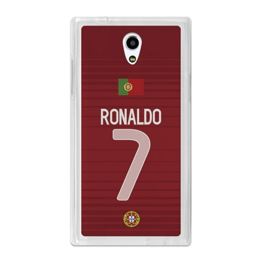 Funda Gel Flexible Tpu Para Zopo Flash S Zp920 Ronaldo - Becool®