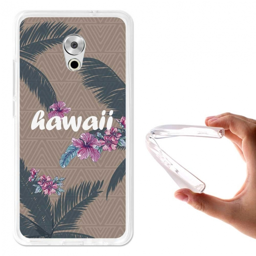 Becool ® - Funda Gel Hawaii Para Meizu Pro 6 Plus