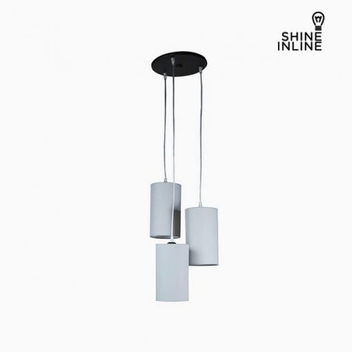 Lámpara De Techo Gris (45 X 45 X 70 Cm) By Shine Inline