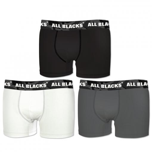 barato capitalismo Decimal  Pack 3 Calzoncillos Boxer All Blacks Para Hombre En Varios Colores con  Ofertas en Carrefour | Las mejores ofertas en moda - Carrefour.es