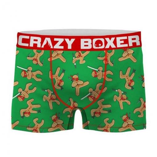 Razón velocidad confirmar  Calzoncillos Crazy Boxer Ninja Para Hombre con Ofertas en Carrefour | Las  mejores ofertas en moda - Carrefour.es