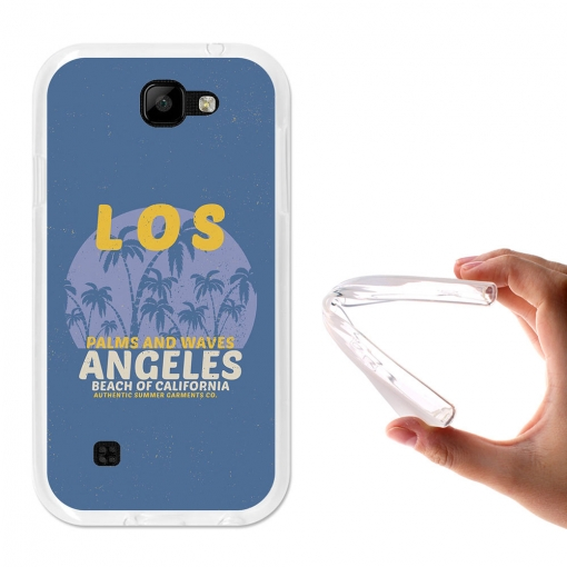 Becool® - Fundas Gel Miami Beach Para Lg K3 2017