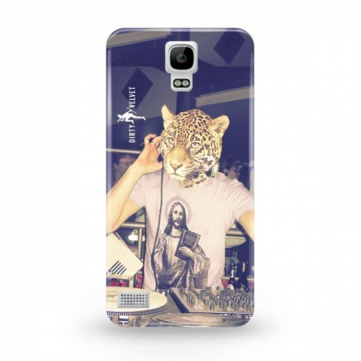 Funda Dirty Velvet Dj Huawei Y5 Flexible