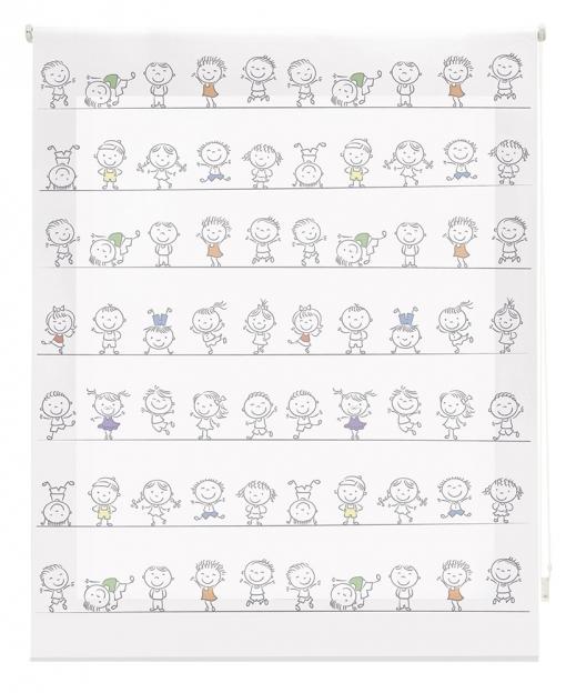 Estor Enrollable Happystor Estampado Digital Infantil Hsi97006 80x250