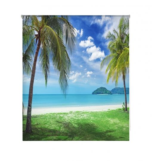 Estor Enrollable Happystor Estampado Digital Paisajes Hscp3012 85x250
