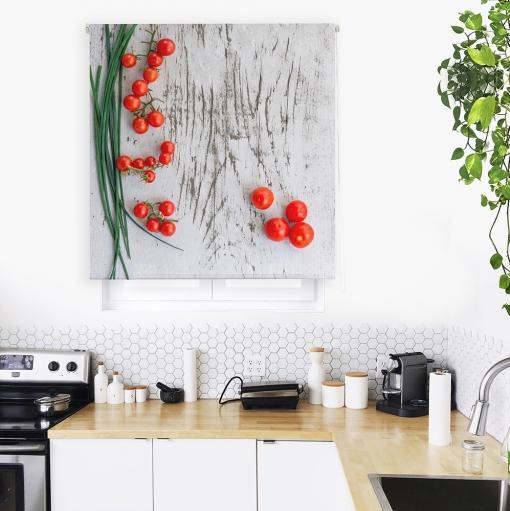 Estor Enrollable Happystor Estampado Digital Cocina Hsccexc058006 200x180