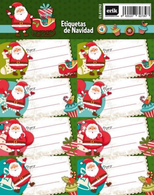 Imagenes De Papa Noel De Navidad.Etiquetas Navidad Papa Noel
