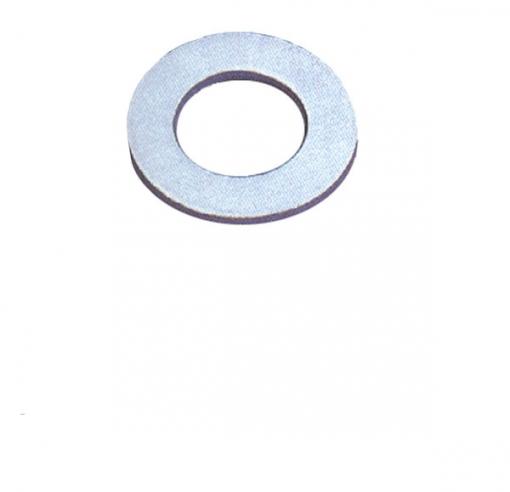 Arandela Din125 S/bisel Zn - Azkoin - C/2000 - M 4