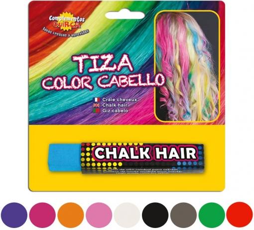 df07a6343 Blister Barra De Tiza Para El Pelo En Varios Colores con Ofertas en ...