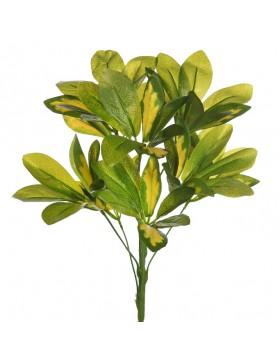 Planta Cheflera Artificial 34cm .28 Verde Claro