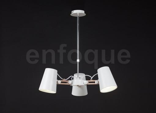Lámpara De Techo Colgante 3 Luces Colección Looker