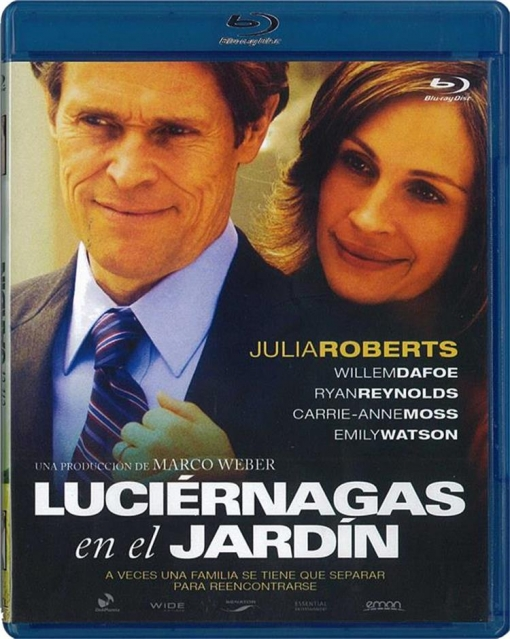 Luciernagas En El Jardin (blu-ray) (fireflies In The Garden) | Las ...