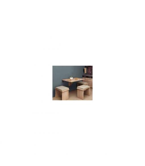 Mesa De Cocina Colgada Plegable , Color - Blanco | Las mejores ...