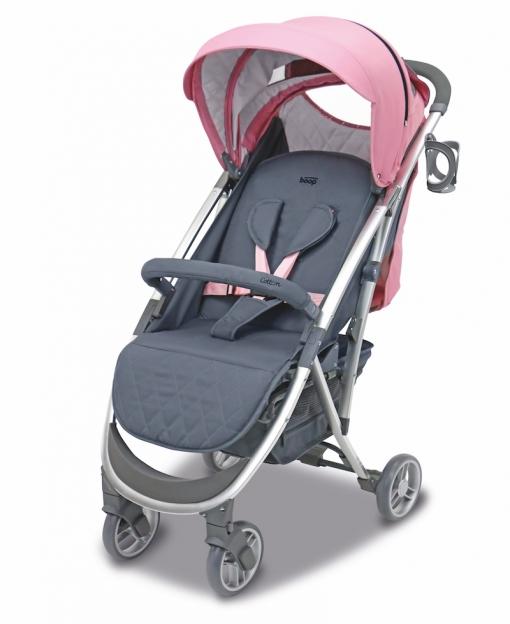 silla paseo rosa carrefour