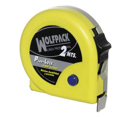 Flexometro Magnético Amarillo Con Freno 3 Metros / 16 Mm - Neoferr