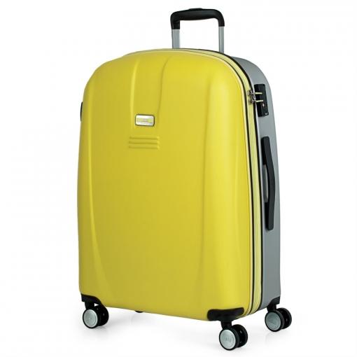 4d9eaff6c maletas de viaje medianas carrefour Maleta De Viaje Trolley Mediana Abs  Jaslen Bucarest. Candado Tsa .